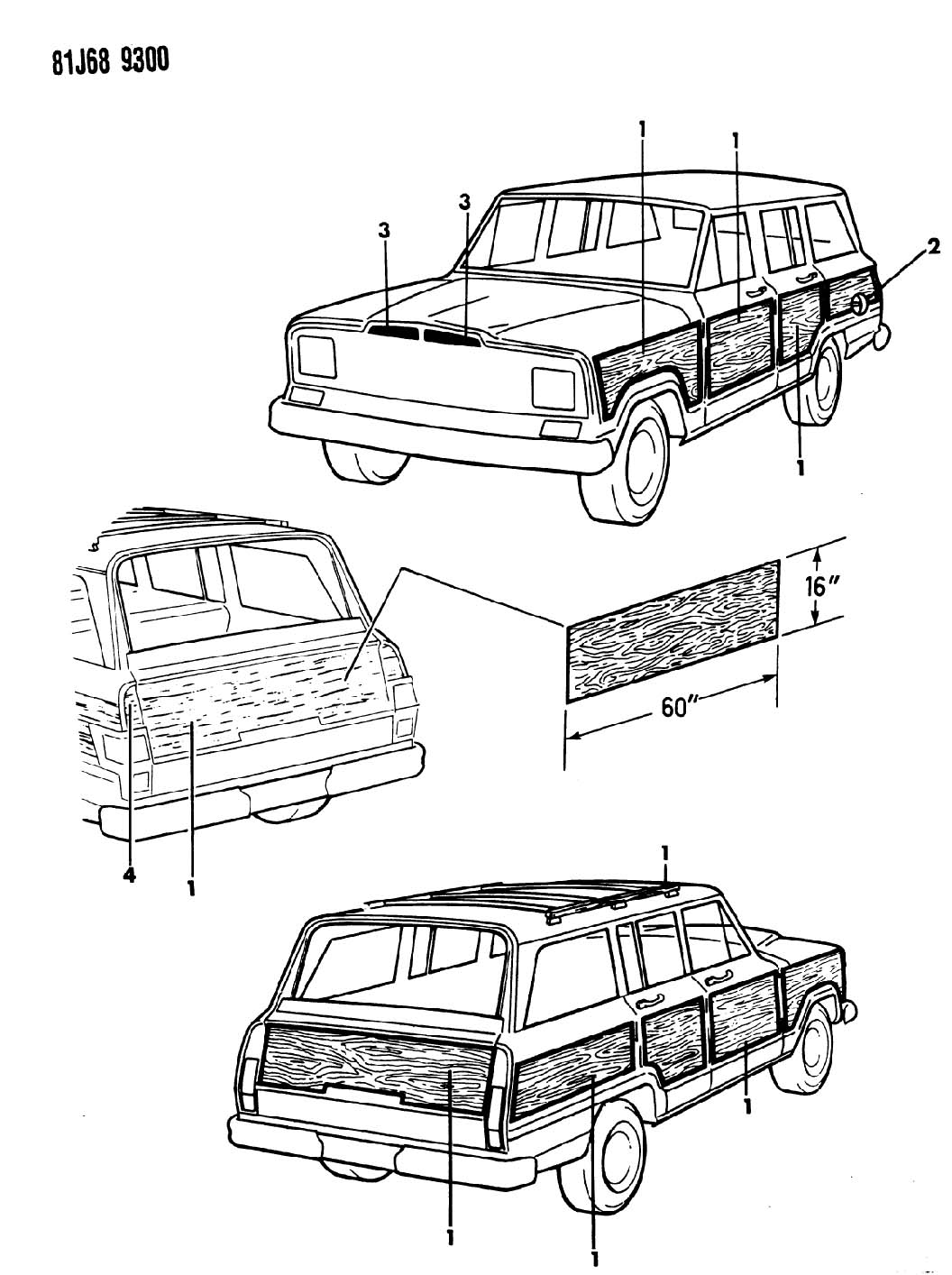 jeep grand cherokee coloring pages