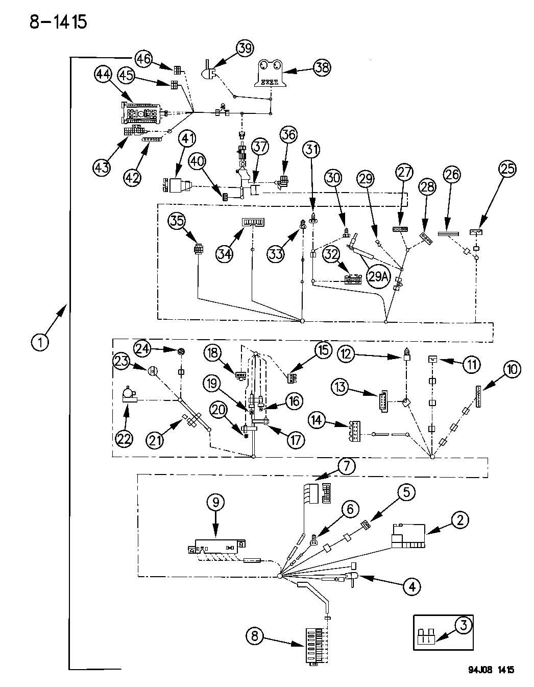 1993 Jeep Wrangler Fuse Box Diagram View Diagram Jeep Wrangler Hello I