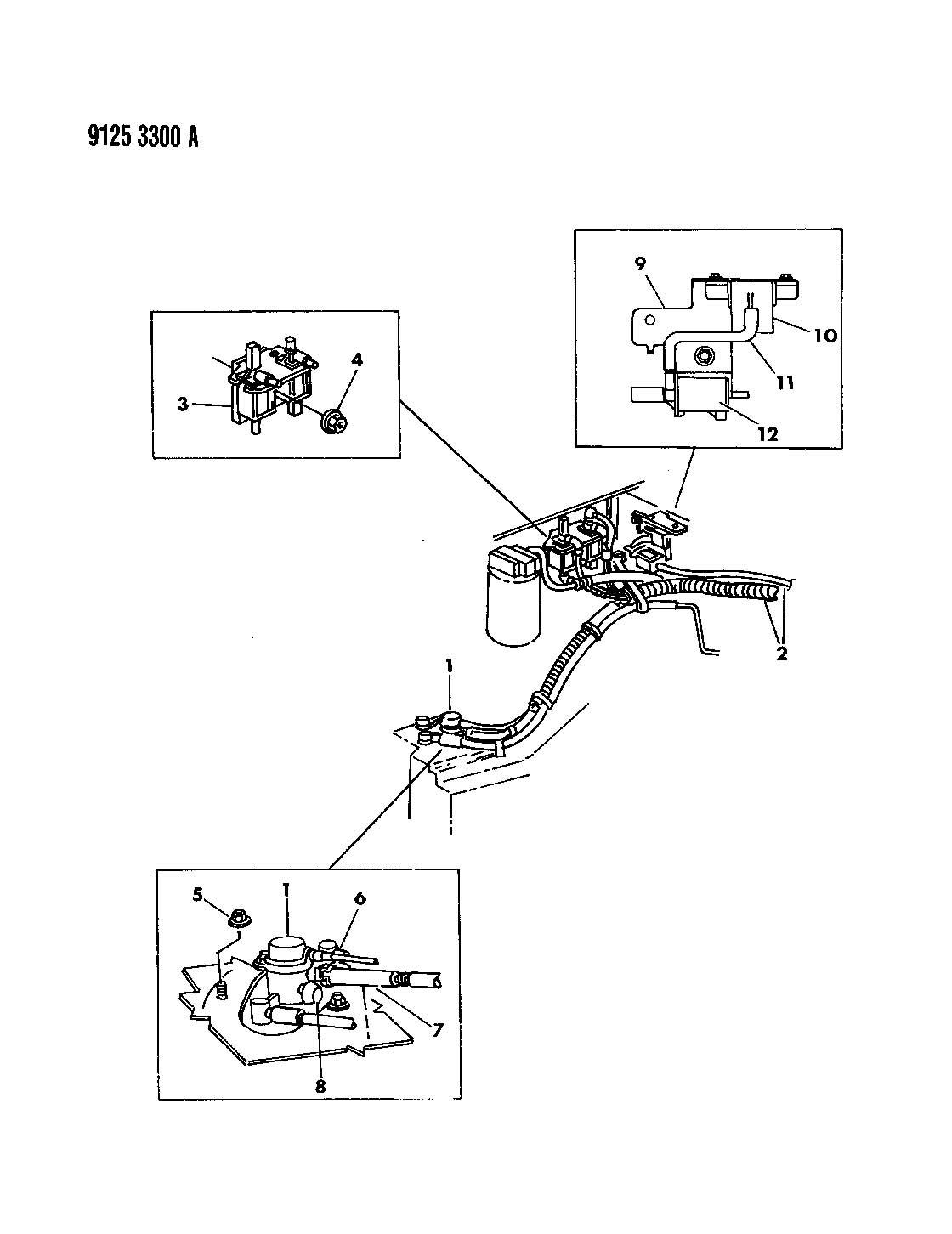 Chrysler Lebaron Gtc 2 2l 4cyl Tc Turbo Ii Cmc 5 Speed