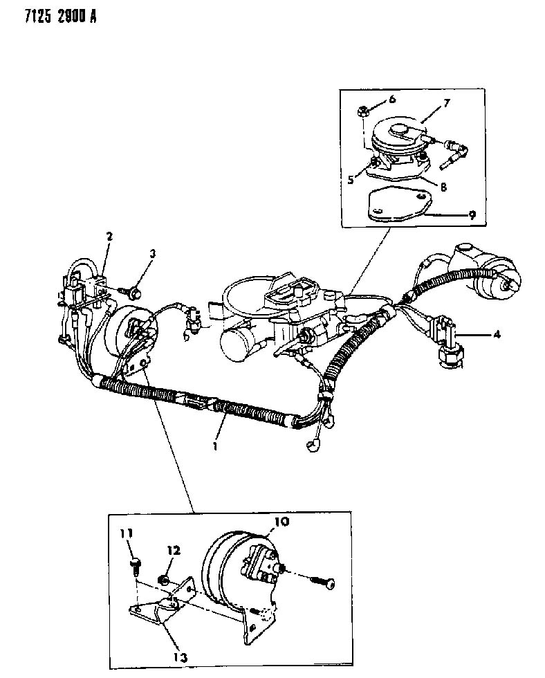 1988 dodge 318 engine diagram  1988  free engine image for