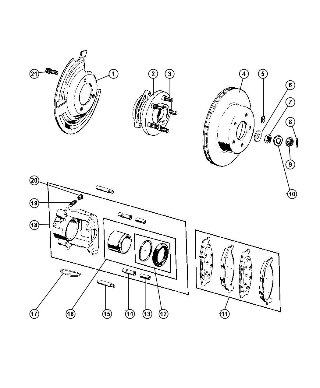 Jeep Grand Cherokee Brake Diagram Com