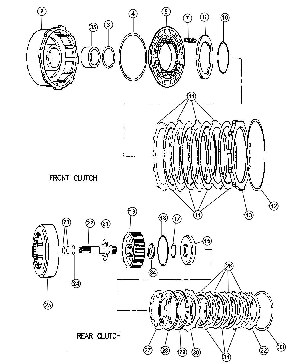 1994 dodge ram 47rh transmission parts diagram  dodge