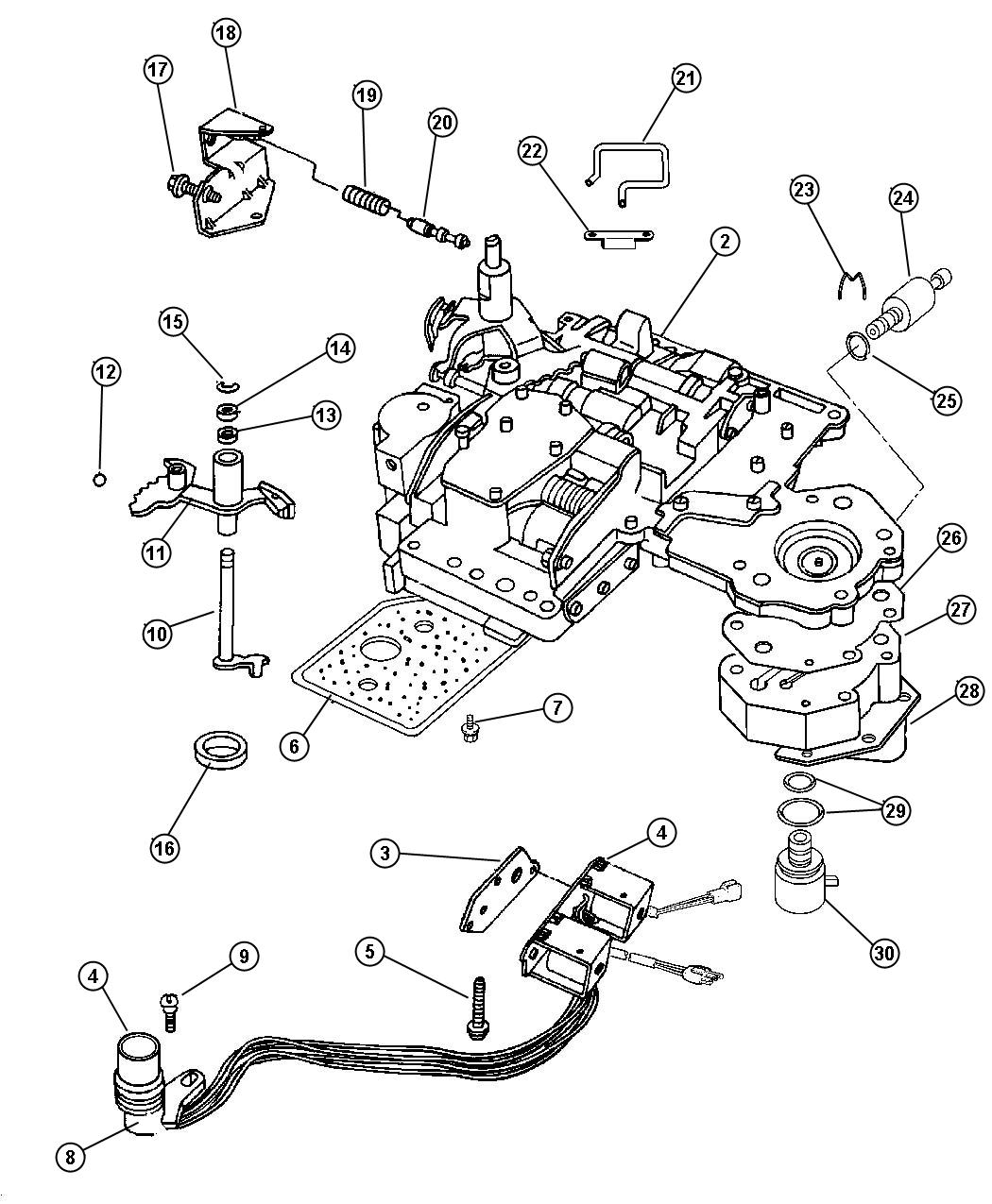 1993 Lincoln Continental Head Gasket: [How To Install 2002 Dodge Durango Valve Body]
