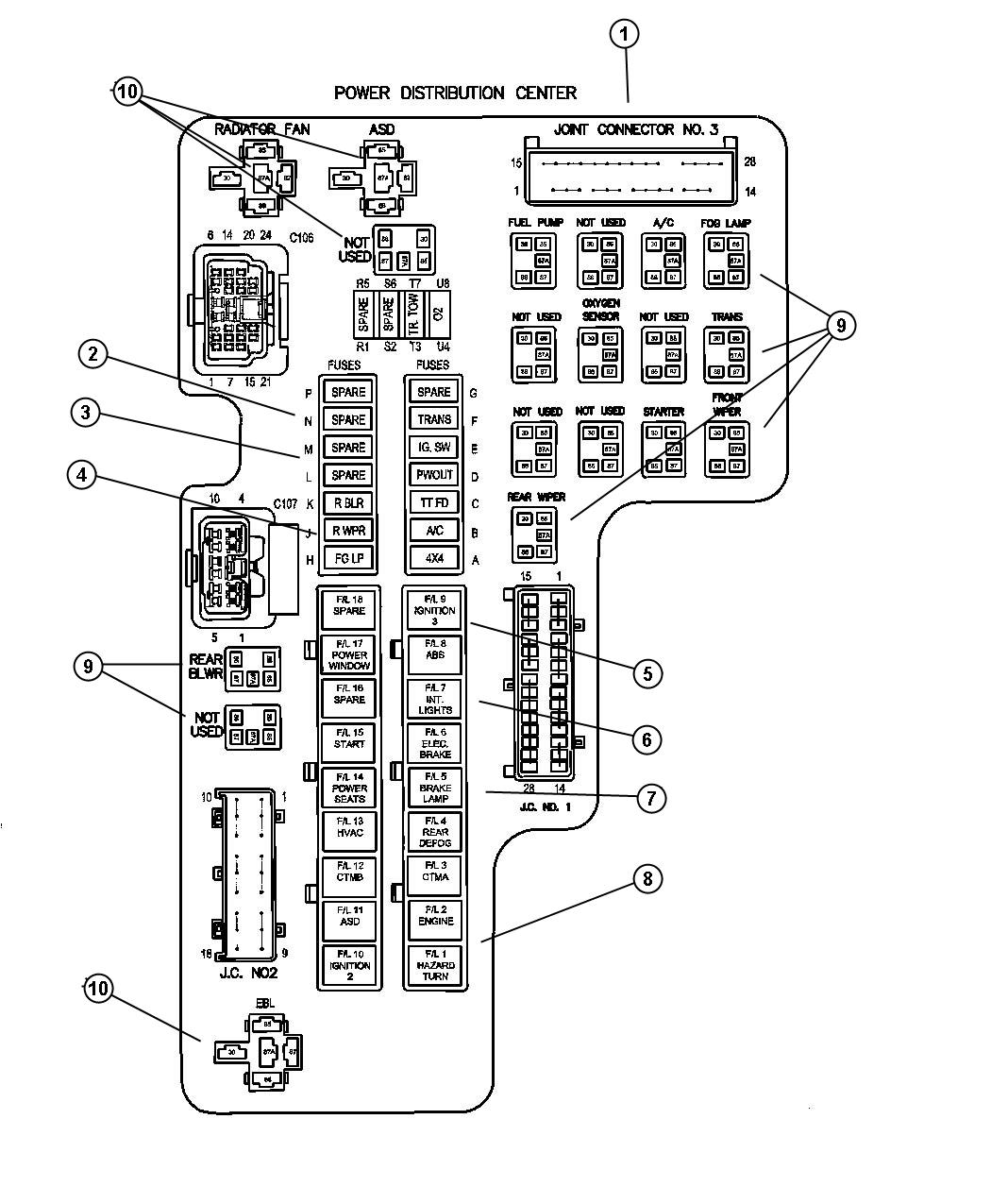 jeep cherokee dome light wiring diagram jeep discover your dodge ram starter relay location