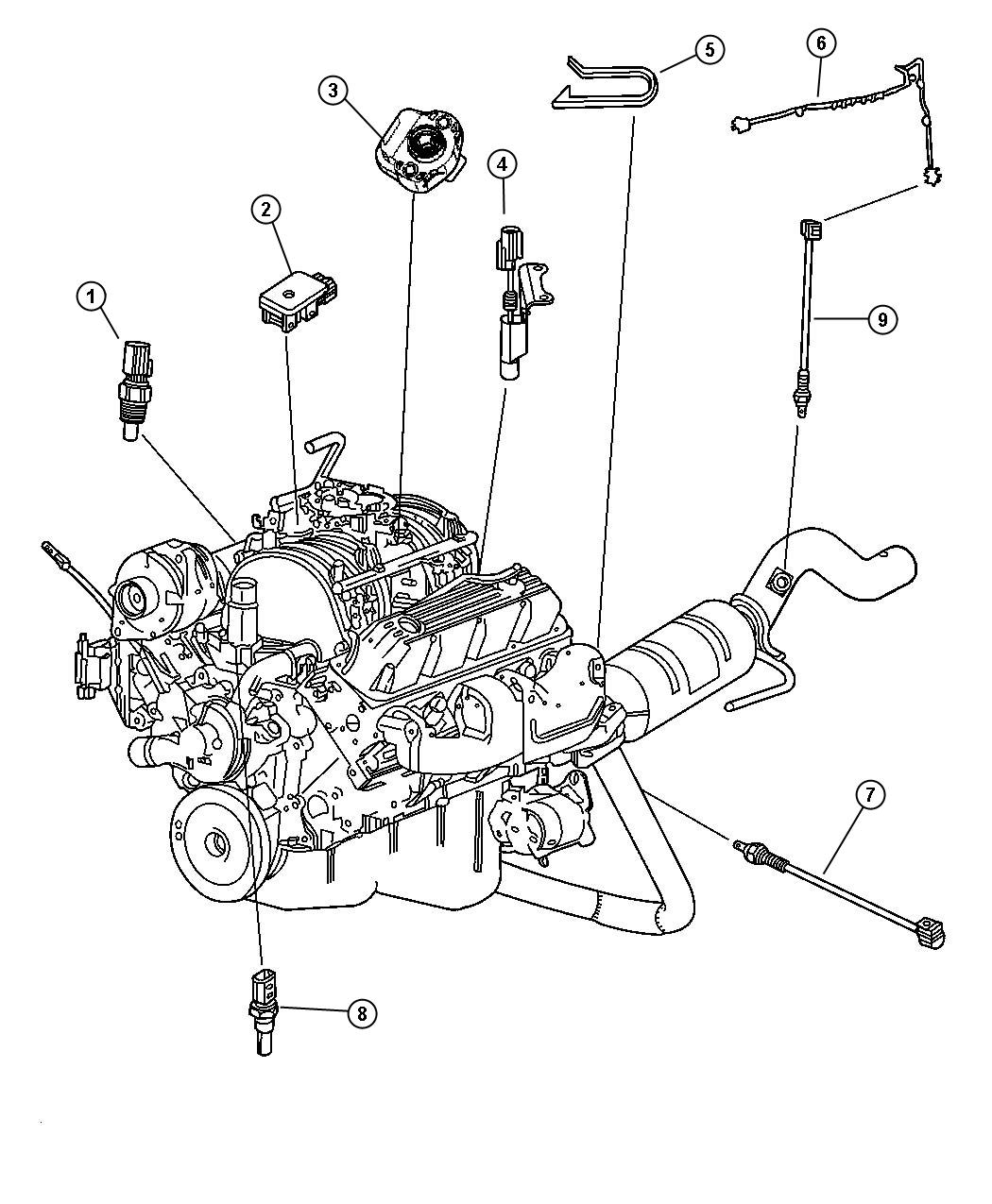 b18a1 engine harness