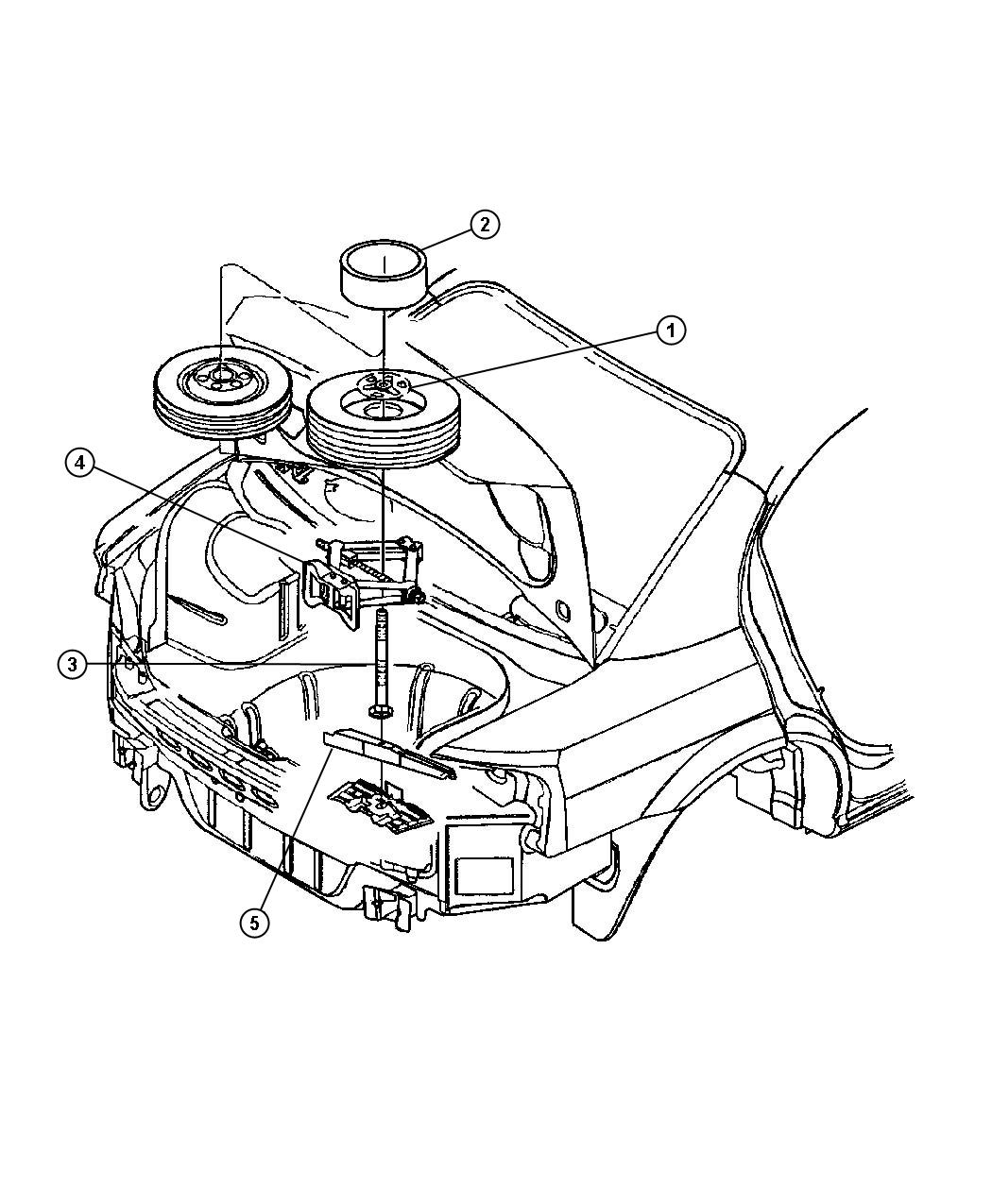 Battery Scat besides Mopar Cable Antenna 5064617ab in addition Chrysler 300 A C  pressor Location additionally Chrysler Sebring Stratus Sedan Convertible together with Chrysler Pump Engine Oil 4781454ab. on chrysler sebring convertible accessories