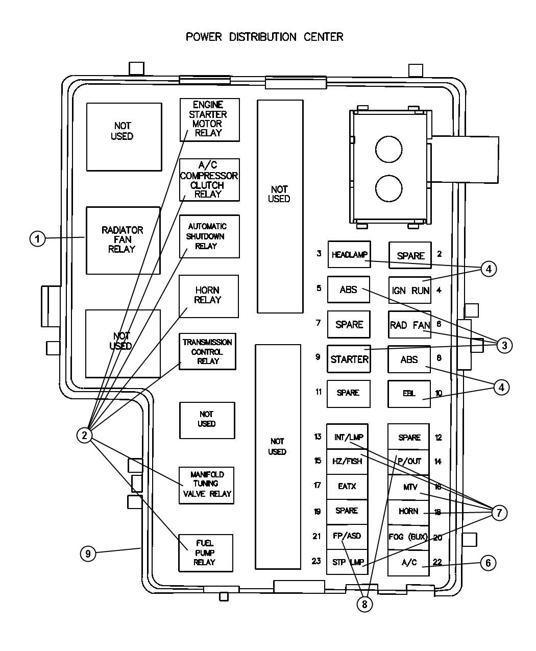 Wiring Diagram For Starter Solenoid 2000 Dodge Neon from factorychryslerparts.com