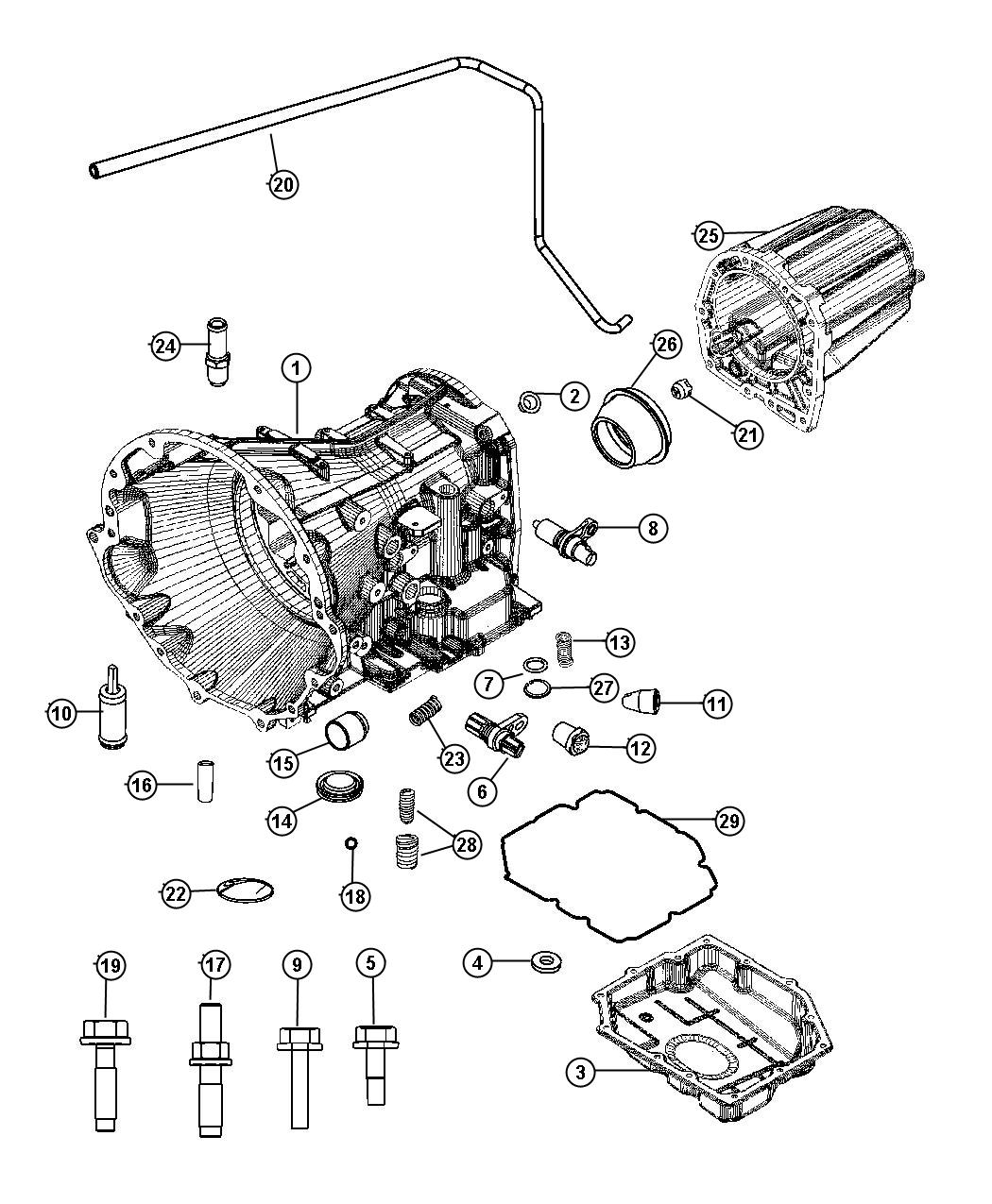 Dodge Ram 2500 Tailgate Parts Diagram on 2000 dodge ram power window fuse