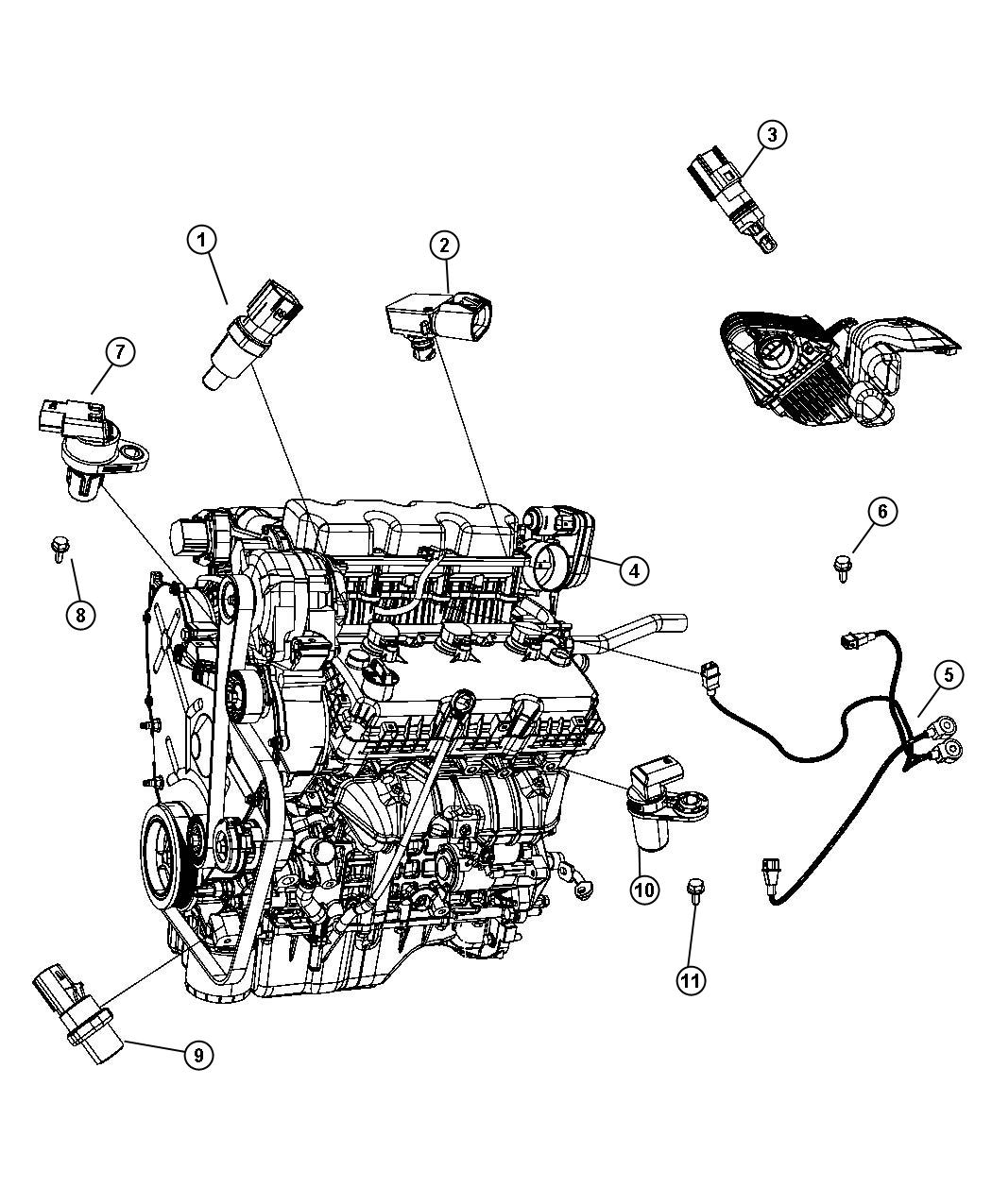 2005 dodge stratus 2 4l engine diagram  dodge  auto wiring